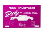 1968 BODY ASSEMBLY MANUAL